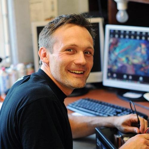 Stefan Gerber Ausbildner bei Leu Sound